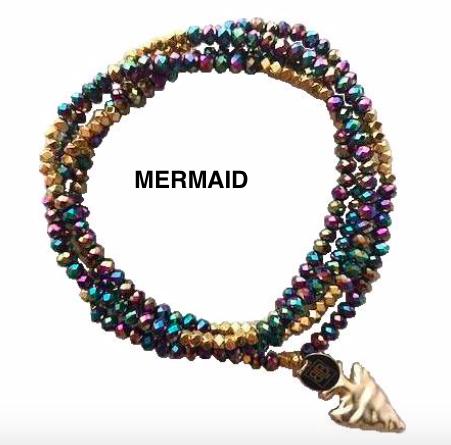 Necklace/Wrap Bracelets
