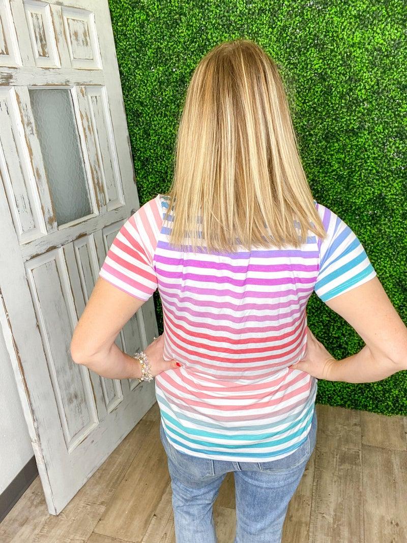 Fruit Stripe Top
