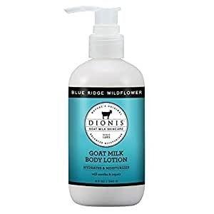 Goat Milk Body Lotion