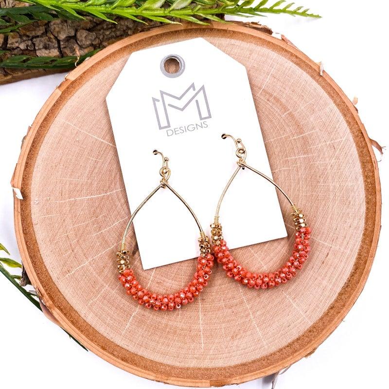Ronan Earrings (3 Color Option)
