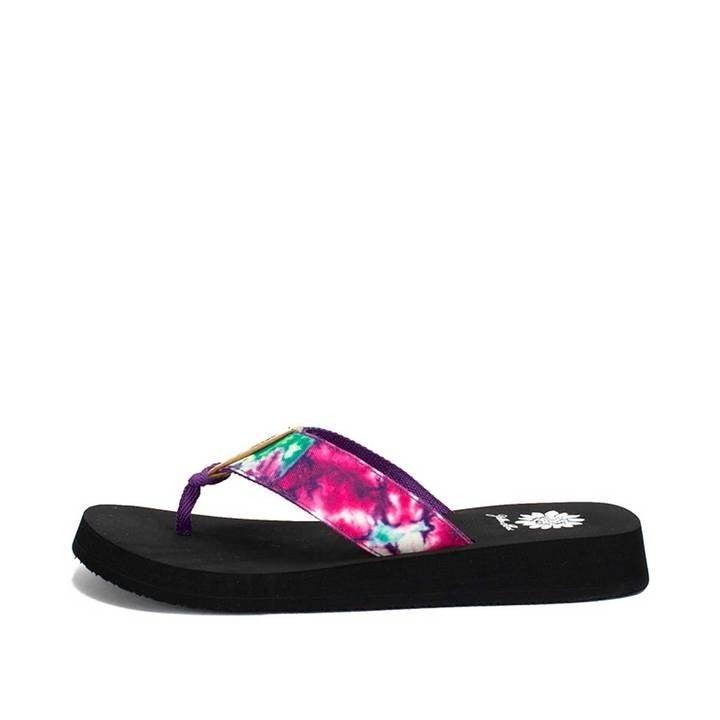 Falit Purple Sandal