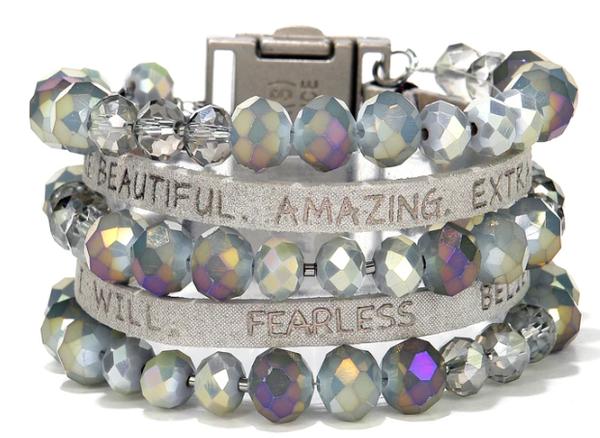 GoodWorks Sage Cuff Bracelet