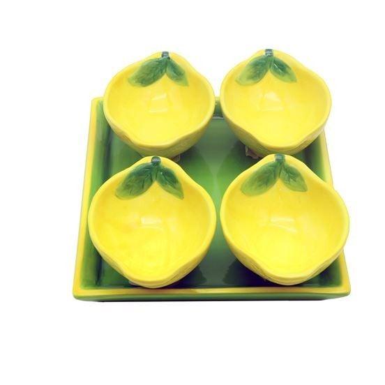 Lemon Bowl Set