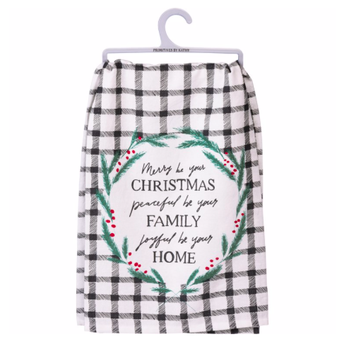 Aly's Most Favorite Holiday Towels