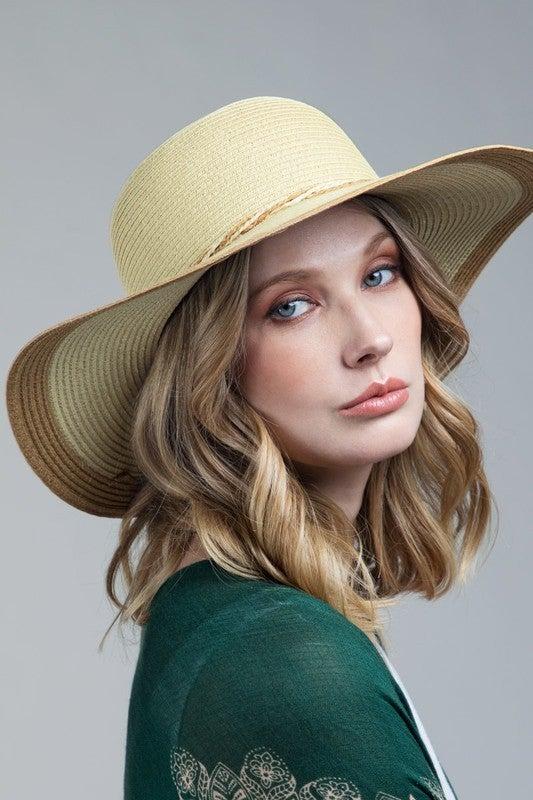 Duo-Tone Sun Hat