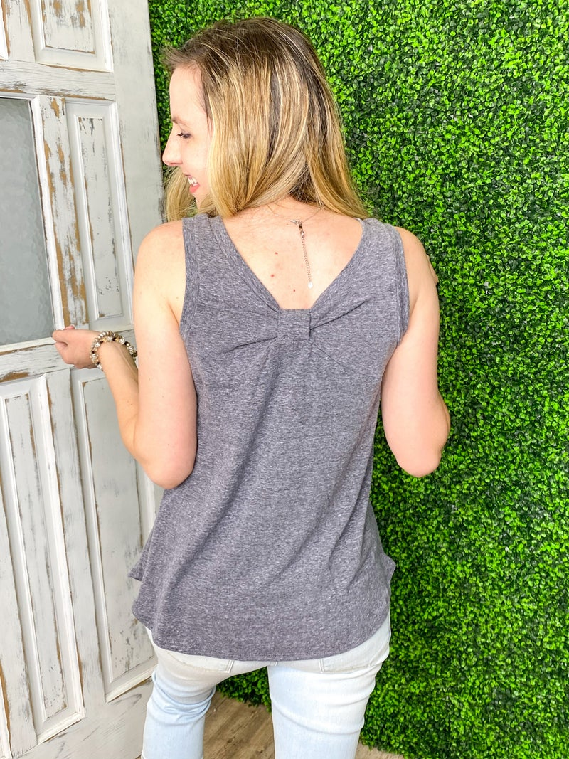Knot This Time Tank