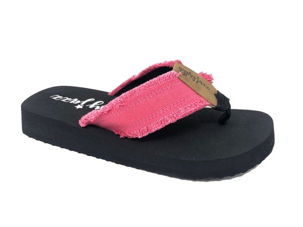 Gypsy Jazz Pink Sandals