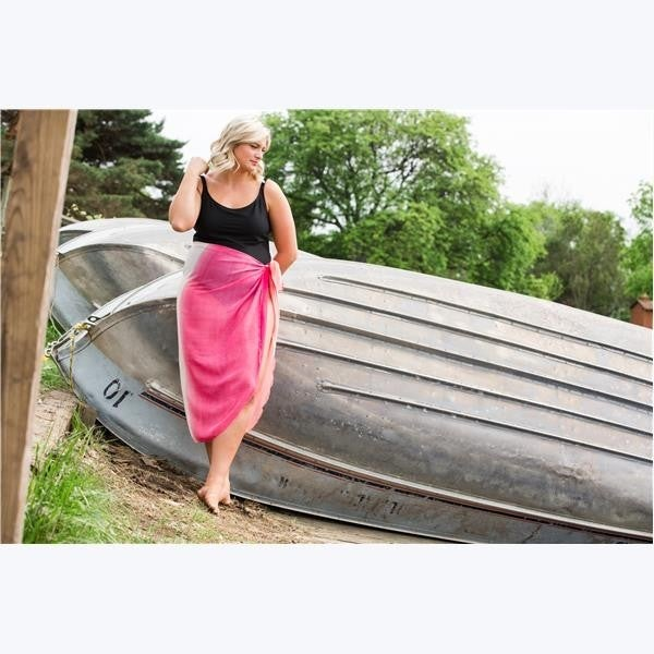 Ombre Dyed Beach Sarongs (3 Styles)