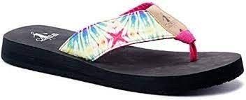 Corky's Bahama Mama Multi Sandals