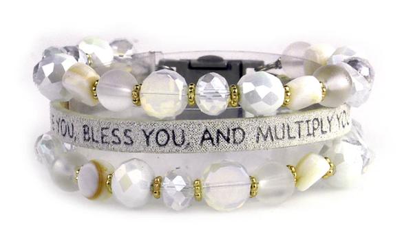 GoodWorks Pearl Bracelet