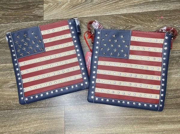 American Dreams Cross Body Bag
