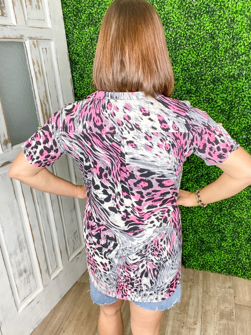 Wild By Nature Top
