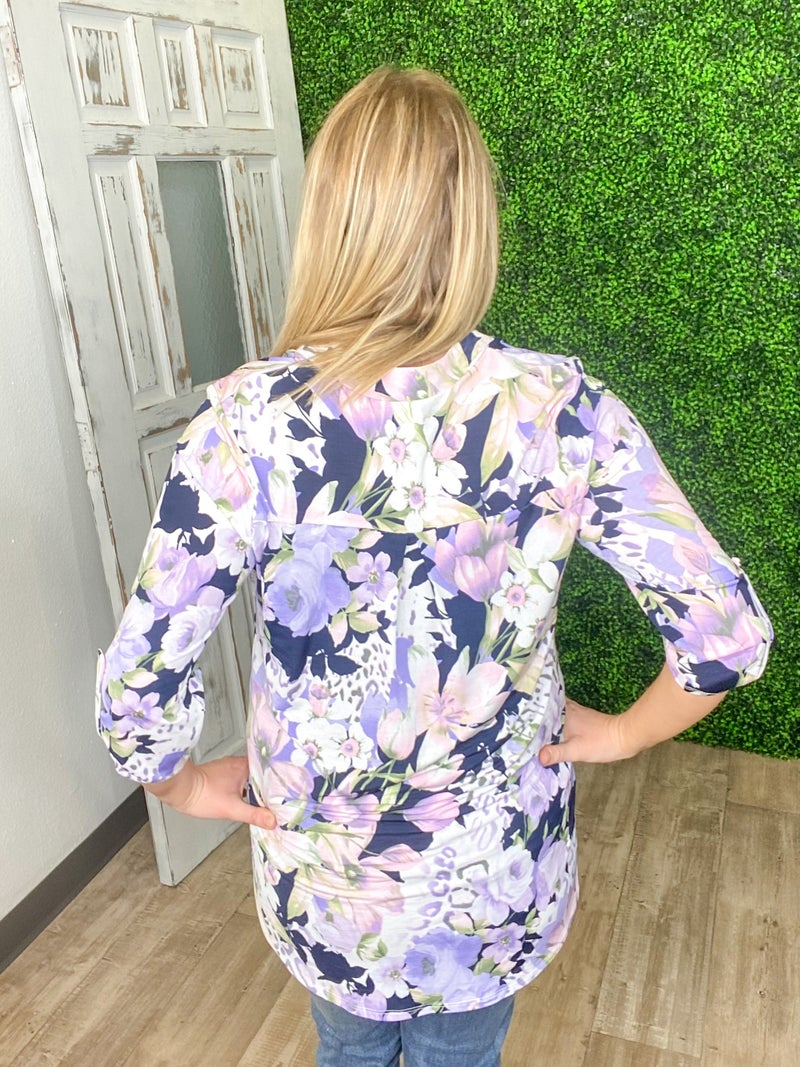 Blooming Thoughts Top