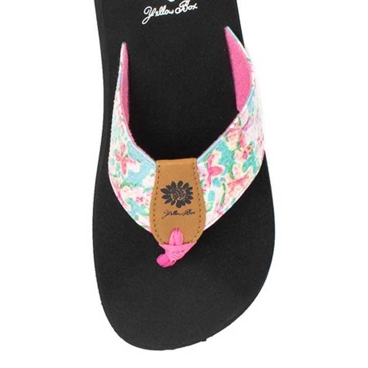 Faolan Pink Sandals