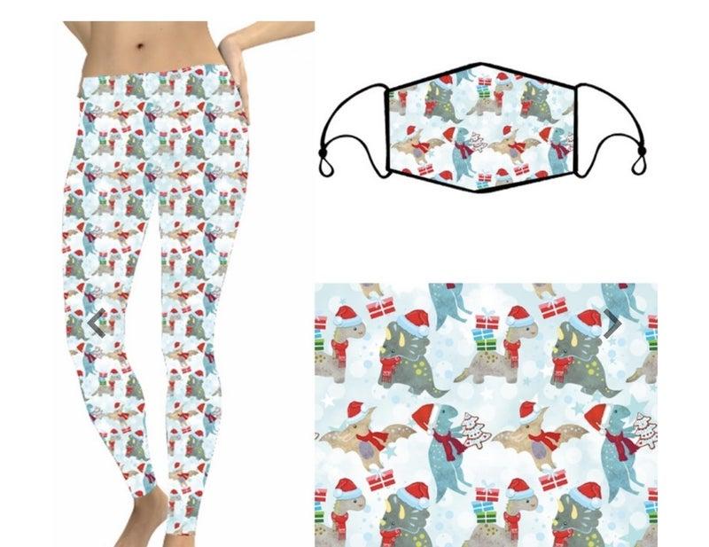 OS Holiday Leggings