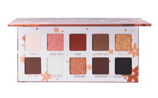 Fairy tale Shadow Palette - A Dash of Gold