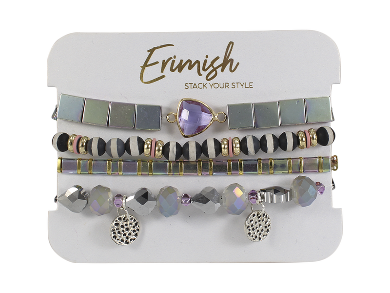 Erimish Carded Stack (Variety Styles)