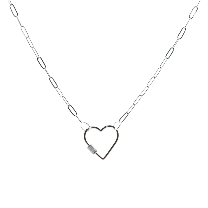 Assorted Silver Chains (5 Styles)