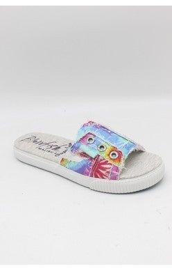 Fresco Hippie Tie Dye Sandal