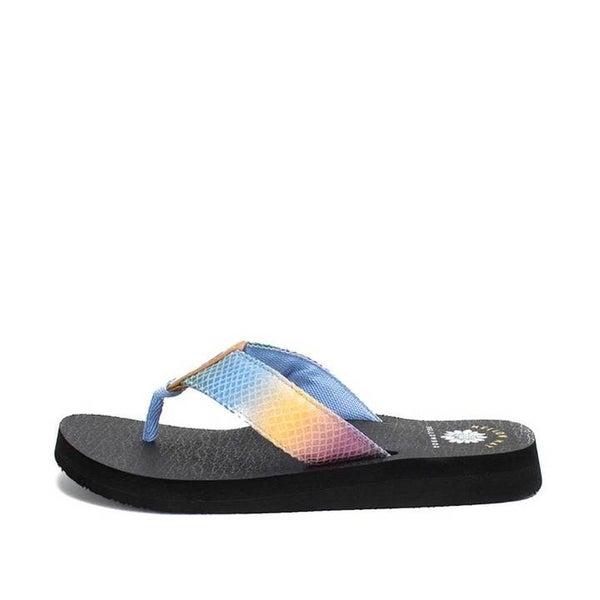Nadeli Pastel Multi Sandals