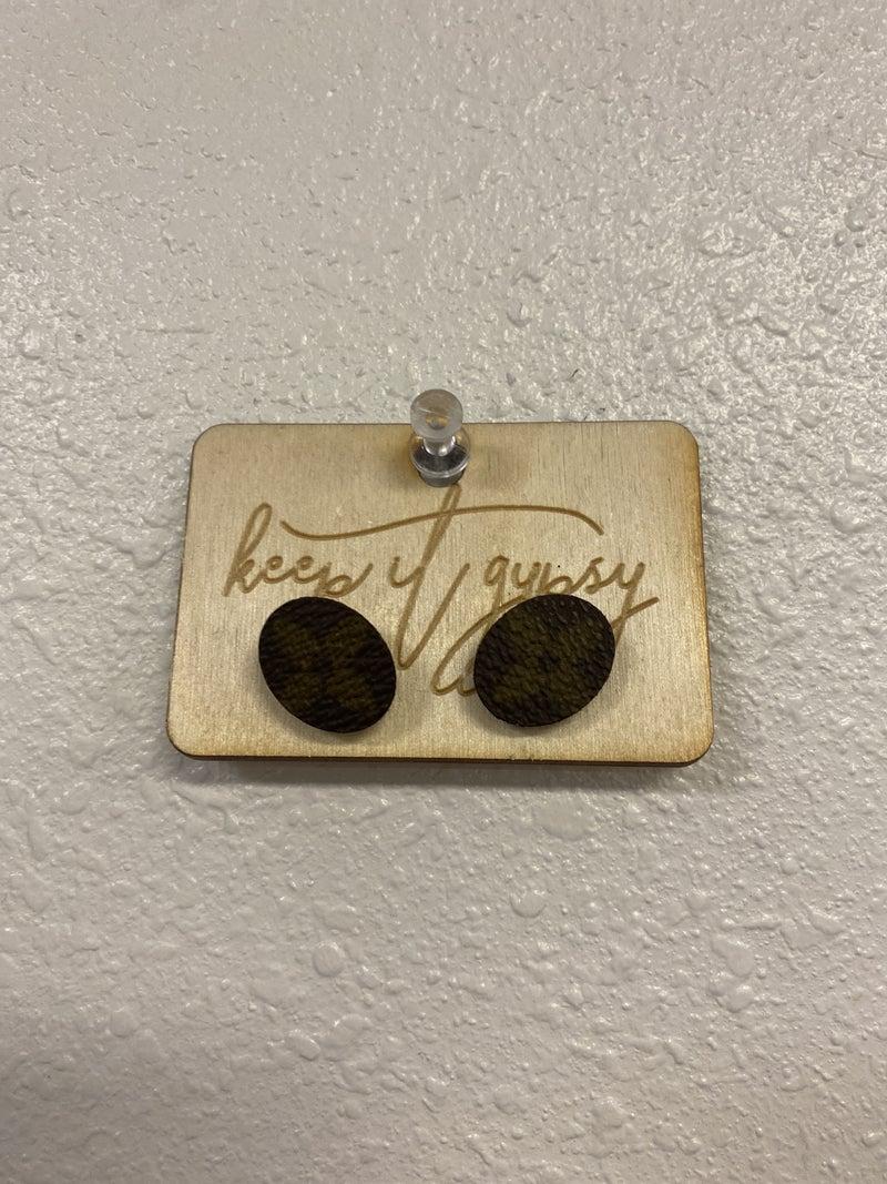 Exclusive Market Earrings