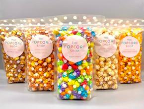 Assorted Gourmet Popcorn - The Popcorn Shop