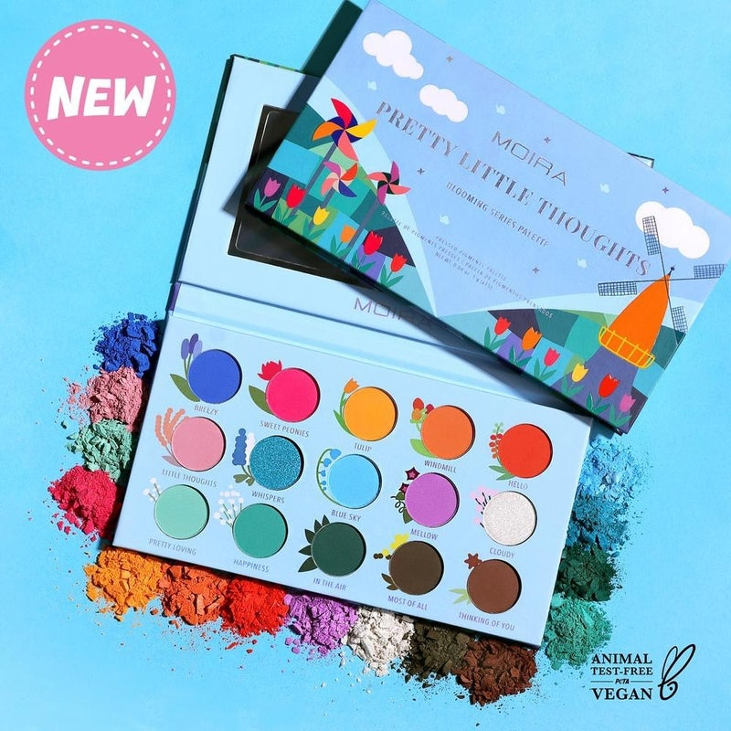 Pretty Little Thoughts Pressed Pigment Pallet