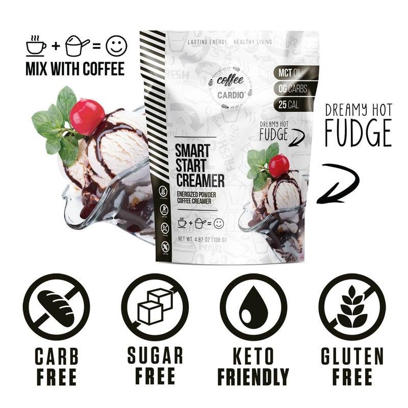 Smart Start Creamer- Dreamy Hot Fudge
