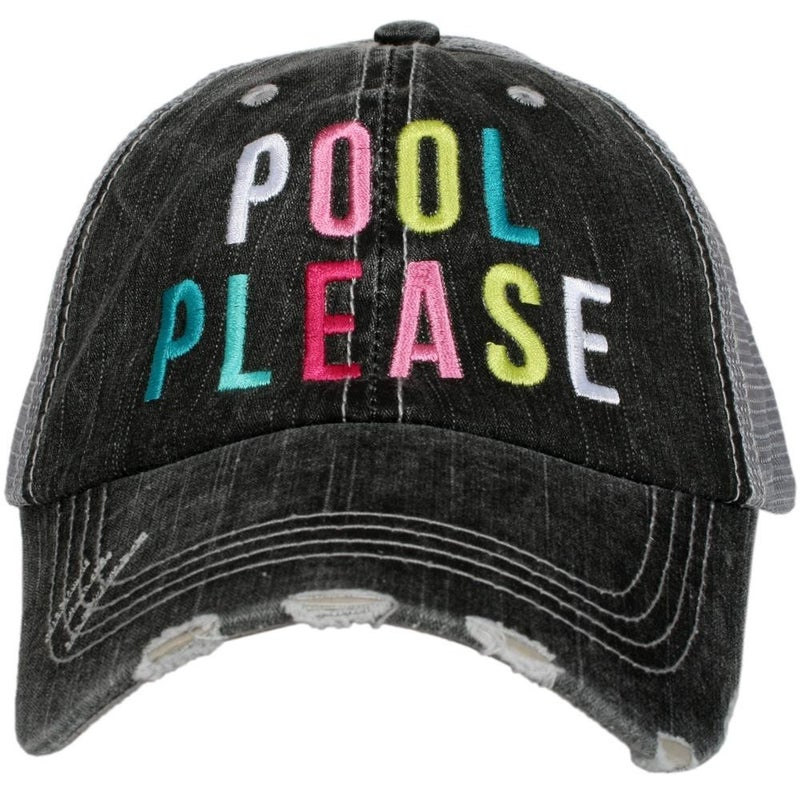 Colorful Sayings Ball Cap (Variety Styles)