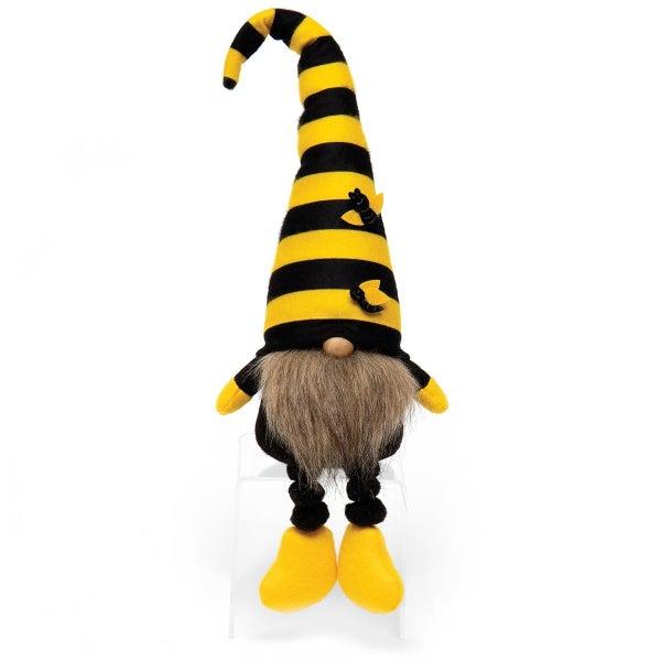 "Gnome 19"" Black & Yellow Bumble Bees"