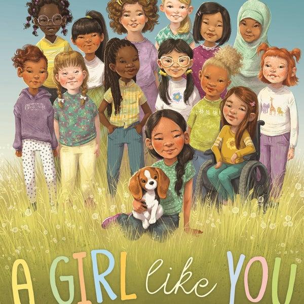 A Girl/Boy Like You Book