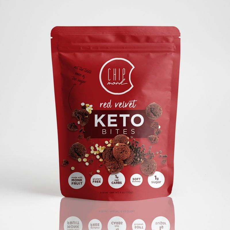 Chip Monk Keto Bites (Assorted flavors)