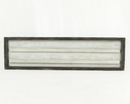 Framed Wood Letter Board