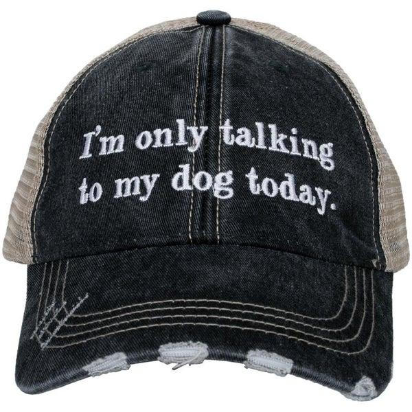 Pets Ball Cap (Variety Styles)