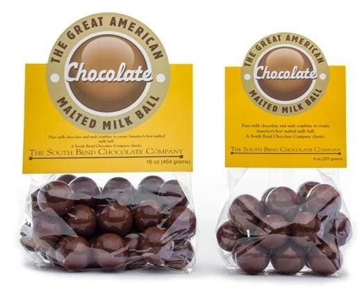 Milk Chocolate Malt Ball