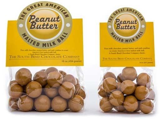 Peanut Butter Malt Ball