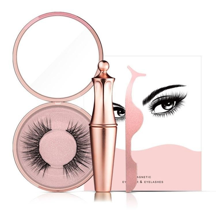 Duo Compact Magnetic lash set