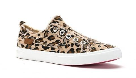 Corkys Babalu Sneaker in Leopard
