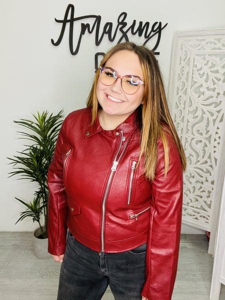 Love Me Leather Jacket