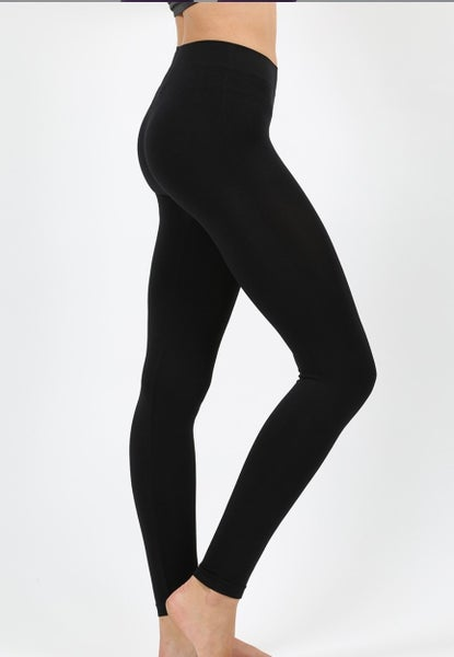 Leggings Depot Black Leggings