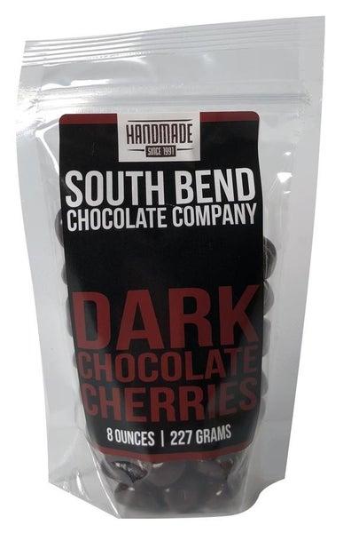 Dark Chocolate Covered Tart Michigan Cherries