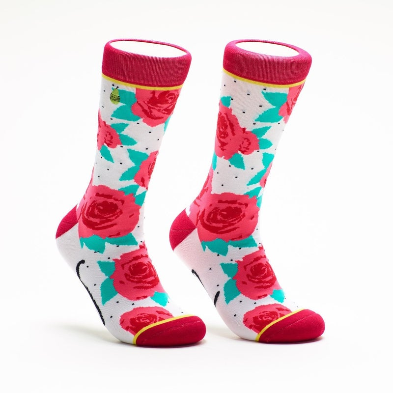 True Love Socks by Woven Pear