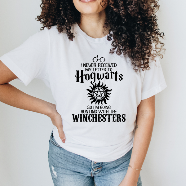 Never Got My Hogwarts Letter Graphic Tee
