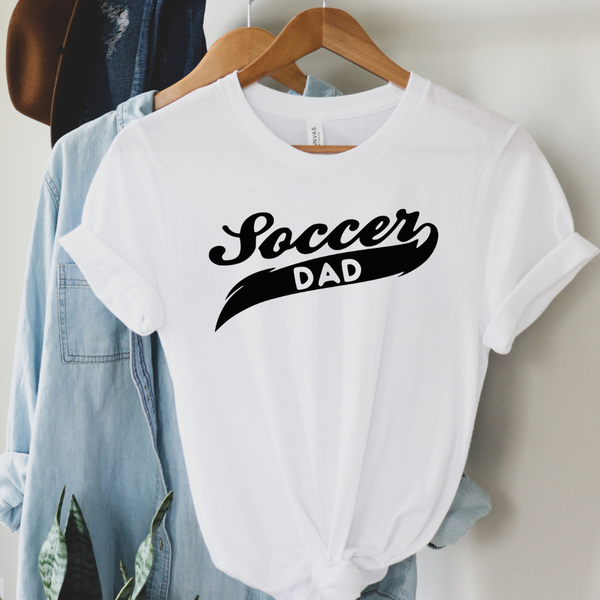 Soccer Dad Graphic Tee