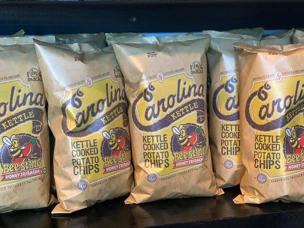 Carolina Kettle Chips - 5 oz Single Bag