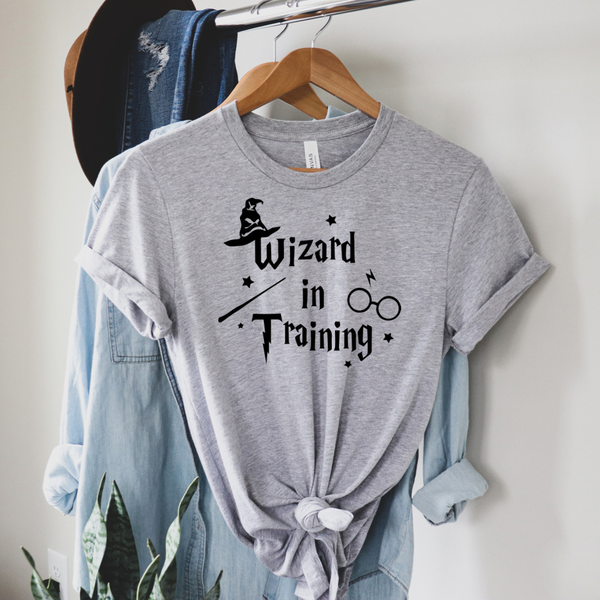Wizard in Training - Harry Potter Graphic Tee