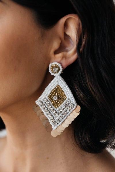 Beaded Feelings Earrings