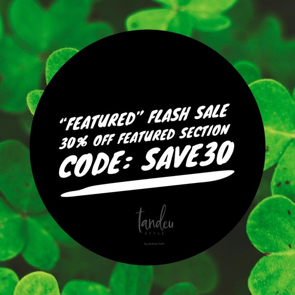 30% OFF Featured Items