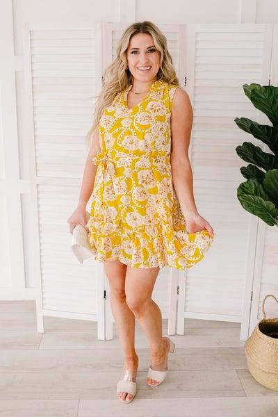 Savvy & Fabulous Dress