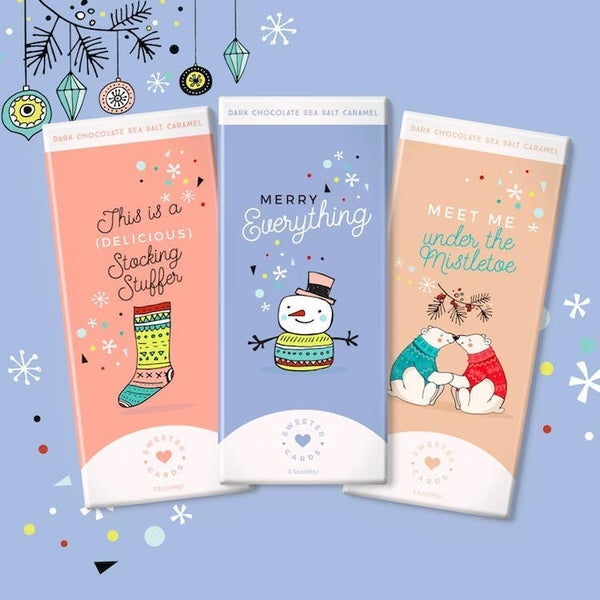 Sweeter Chocolate Greetings Cards
